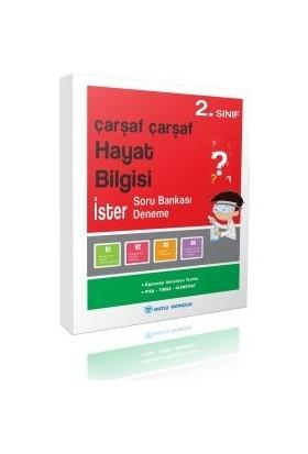 Mutlu Yayınları Çarşaf Çarşaf Hayat Bilgisi 2.Sınıf