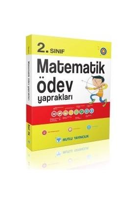 Mutlu Yayınları 2. Sınıf Matematik Ödev Yaprakları