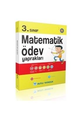 Mutlu Yayıncılık 3. Sınıf Matematik Ödev Yaprakları