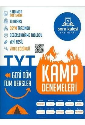 Soru Kalesi Yayınları TYT Kamp Tüm Dersler Kamp Denemeleri