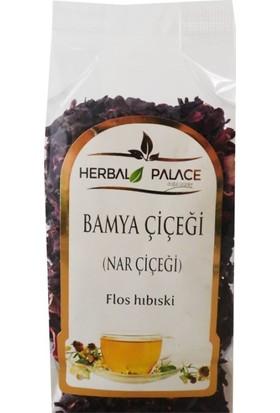 Herbal Palace Bamya Çiçeği (Nar) 70 gr