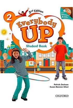 Oxford University Press Everybody Up 2 Student Book+Workbook+Access Code+ CD