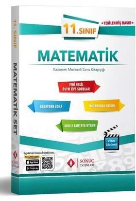 Sonuç Yayınları 11.Sınıf Matematik Modüler Set 2020-2021