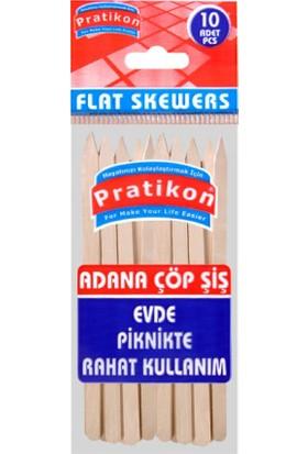 Pratikon Adana Şiş 10'lu - 50 Paket