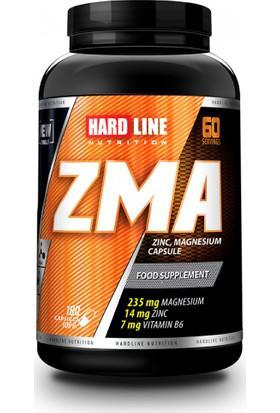 Hardline Nurition ZMA 180 Kapsül - (Magnezyum, Çinko )