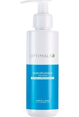 Oriflame Optimals Hydra Radiance Yıkama Jeli Normal/karma Ciltler 150 ml