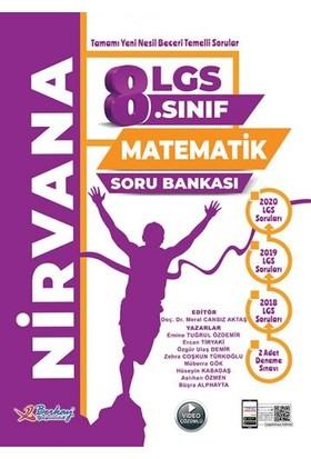 Berkay Yayıncılık 8. Sınıf Nirvana Matematik Soru Bankası