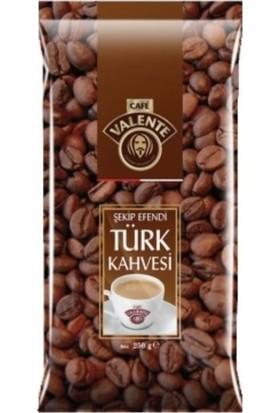 Cafe Valente Şekip Efendi Türk Kahvesi 1000 gr