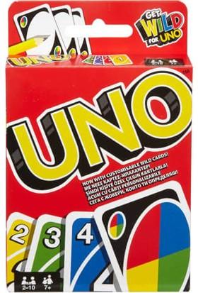 Mattel Games Uno Kartları