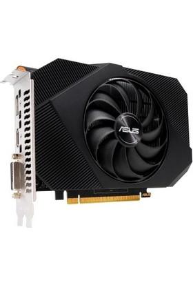 Asus GeForce GTX 1650 OC 4GB 1665MHz GDDR6 DX(12) PCI-Express 3.0 Ekran Kartı (PH-GTX1650-O4GD6-P)
