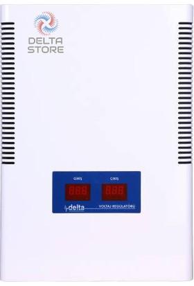 Delta 5 Kva Röleli Otomatik Voltaj Regülatörü 135-265 V