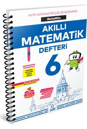 Arı Yayıncılık 6. Sınıf Akıllı Matematik Defteri