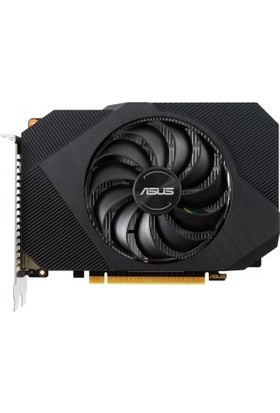 Asus GeForce GTX 1650 4GB 1620MHz GDDR6 DX(12) PCI-Express 3.0 Ekran Kartı (PH-GTX1650-4GD6-P)