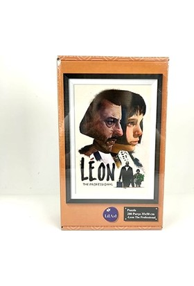 Ceren Puzzle Leon The Professıonal 280 Parça 35 x 50 cm