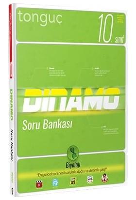 Tonguç Akademi 10. Sınıf Biyoloji Dinamo Soru Bankası