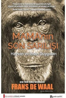 Mama'Nın Son Sarılışı - Frans De Waal