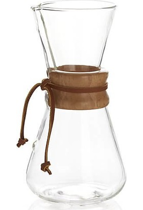 Glass Filtre Kahve Demliği