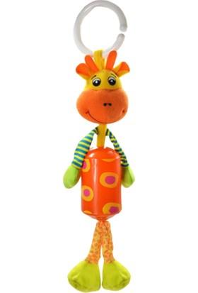 Sozzy Toys Çınçınlı Salıncaklı Zebra