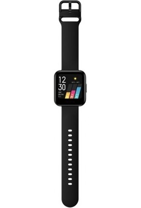Oppo Realme Watch 36 mm Akıllı Saat - Siyah RMA161