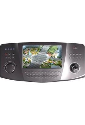Dahua 7 Inç Tft LCD 4 Eksenli Dokunmatik Ekran Network Klavye