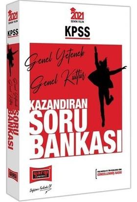 Yargı Yayınları 2021 KPSS Genel Yetenek Genel Kültür Kazandıran Soru Bankası
