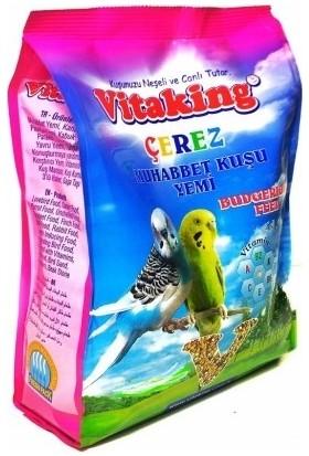 Vitaking Çerez Muhabbet Kuşu Yemi 500 gr