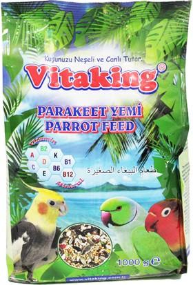 Vitaking Parakeet Yemi 500 gr
