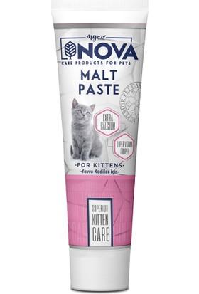 My Cat Nova Yavru Kediler İçin Malt Paste 100 gr