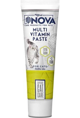 My Cat Nova Kediler İçin Multivitamin Paste 100 gr