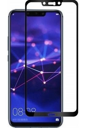 Logis Huawei Mate 20 Lite 6d Ekran Koruyucu Tam Kaplayan Fiber Nano Cam
