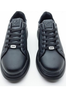 Nbn Marka Denver Model Siyah Günlük Spor Ayakkabı