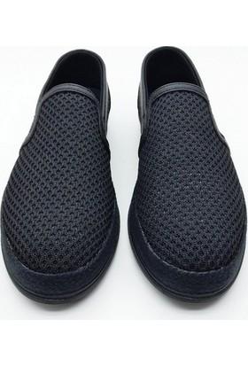 Nbn Marka Saldo Model Siyah Günlük Yazlık Spor Ayakkabı Keten Malzeme