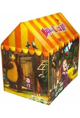 Sunman Maşa İle Koca Ayı Çocuk Oyun Çadırı - Masha'nın Evi