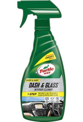 Turtle Wax Torpido ve Cam Temizleyici 500 ml