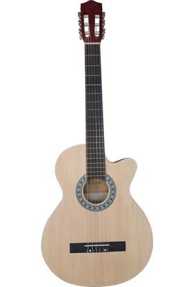 Carissa CG-150C Nat Klasik Gitar - Naturel