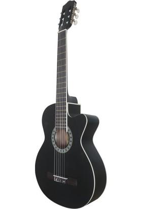 Carissa CG-150C Bk Klasik Gitar - Siyah