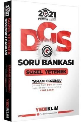 Yediiklim Yayınları 2021 Prestij Serisi Dgs Sözel Yetenek Tamamı Çözümlü Soru Bankası