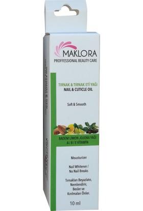 Maklora Tırnak ve Tırnak Eti Yağı 10ml