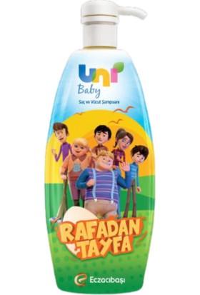 Uni Baby Saç ve Vücut Şampuanı Rafadan Tayfa 700 ml
