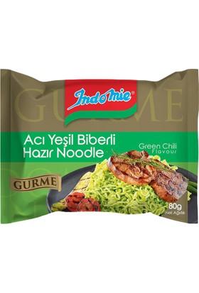 Indomie Gurme Serisi Acı Yeşil Biberli