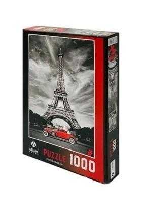 Adam Games Paris 1000 Parça Puzzle 48 x 68 cm