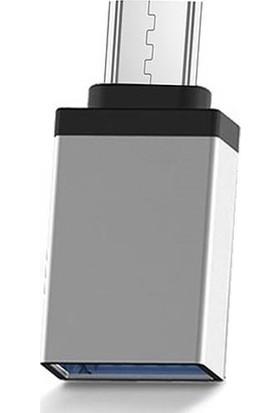S-Link SLX-TAOTG25 Metal Gövde Micro USB Otg Çevirici