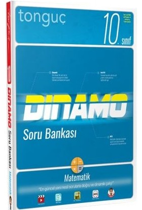 Tonguç Akademi 10. Sınıf Matematik Dinamo Soru Bankası
