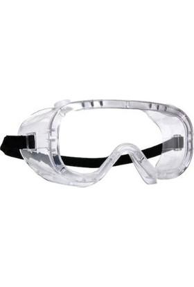 Drager X-Plore 1720 V Ffp2 Ventilli Toz Maskesi + Starline Gözlük