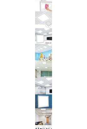 Dünya LED 36W 30 x 60 cm Sıva Altı LED Panel