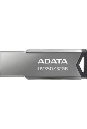 Adata 32GB Uv 350 USB 3.2 Gümüş USB Bellek AUV350-32G-RBK
