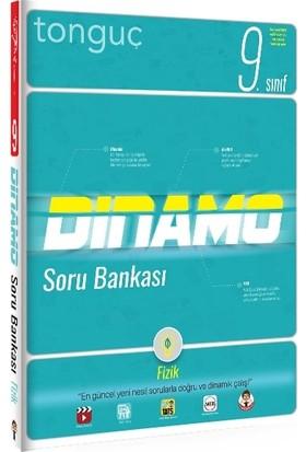 Tonguç Akademi 9. Sınıf Dinamo Fizik Soru Bankası