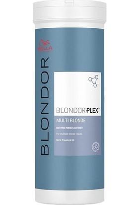 Wella Blondor Plex Multi Blonde Saç Açıcı 400GR