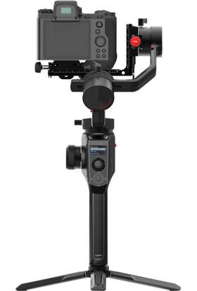 Moza Aircross 2 Kamera Gimbal Siyah (Standart Kit)