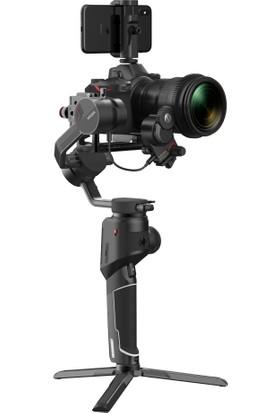 Moza Aircross 2 Kamera Gimbal Siyah (Profesyonel Kit)